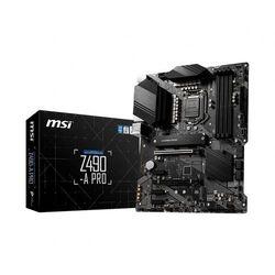 MSI Płyta główna Z490-A PRO s1200 4DDR4 M.2 ATX