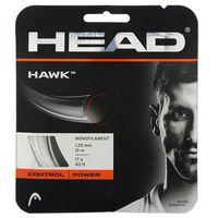 Tenis ziemny, Naciąg tenisowy Head HAWK 1.25mm 12m CONTROL/POWER