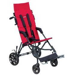 Wózek inwalidzki typu parasolka terenowa z regulacjami szer.42cm Patron Corzo
