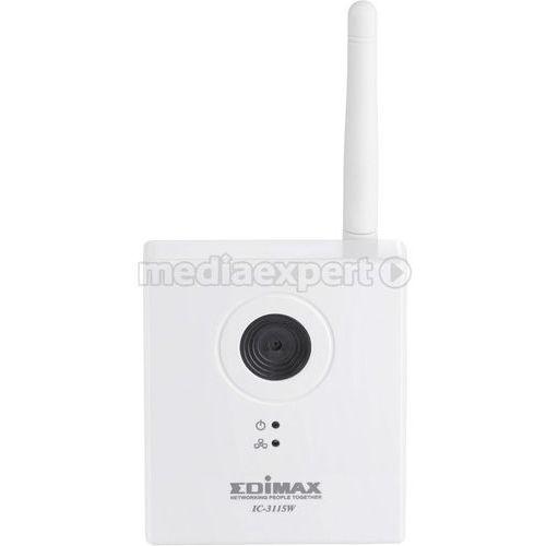 Kamery przemysłowe, Kamera IP Edimax IC-3115W 1.3M WiFi N 1xLAN