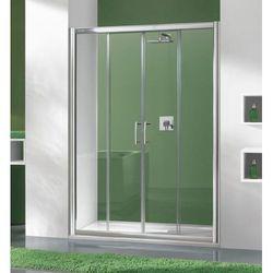 SANPLAST drzwi Tx 5 140 przesuwne, szkło W15 D4/TX5b-140 600-271-1240-38-231