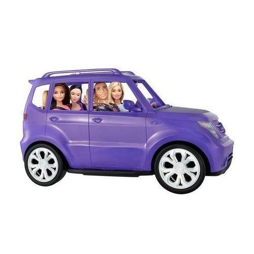 Lalki dla dzieci, Barbie fioletowy suv