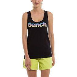 podkoszulka BENCH - Corp Logo Tank Top Black Beauty (BK11179) rozmiar: S