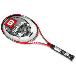 Rakieta tenis ziemny Wilson Six-One Comp WRT3274003 L3 2012