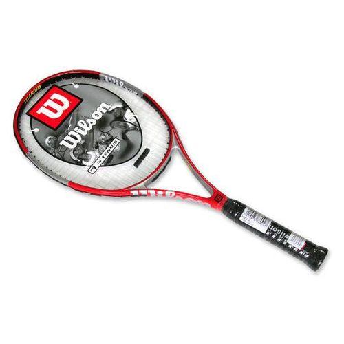 Tenis ziemny, Rakieta tenis ziemny Wilson Six-One Comp WRT3274003 L3 2012