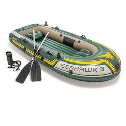 Intex Dmuchany ponton Seahawk, 295x137x43 cm, 68380NP
