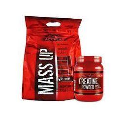 Zestaw ACTIVLAB Mass Up 5000g + Creatine Powder Super 500g WSZYSTKIE SMAKI Najlepszy produkt Najlepszy produkt tylko u nas!