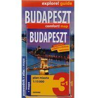Przewodniki turystyczne, Explore!guide Budapeszt 3w1 Przewodnik Wyd.III (opr. miękka)