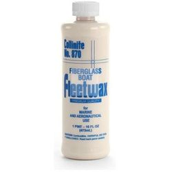 Collinite 870 Fleetwax Liquid Cleaner Wax 473ml