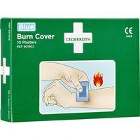 Pozostałe materiały opatrunkowe, Burn Cover - plaster na oparzenia 10 szt.
