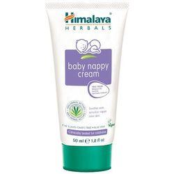 HIMALAYA HERBALS 50ml Krem dla dzieci na pieluszkowe odparzenia