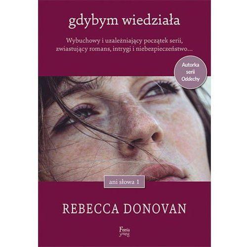 Literatura młodzieżowa, Gdybym wiedziała (opr. broszurowa)