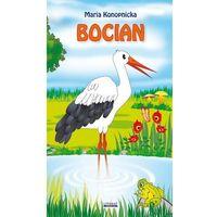 Literatura młodzieżowa, Bocian. Harmonijka duża - Konopnicka Maria - książka (opr. kartonowa)