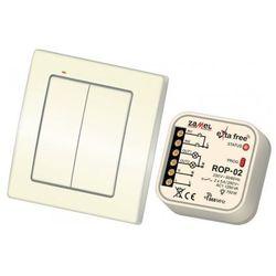 Zestaw sterowania oświetleniem Zamel RZB-04 bezprzewodowy
