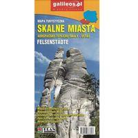 Mapy i atlasy turystyczne, Skalne Miasta Felsenstädt 1:35 000 1:5 000 - Praca zbiorowa (opr. broszurowa)