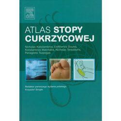 Atlas stopy cukrzycowej (opr. twarda)