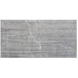 Dekor Lavre Ceramstic Waves 60 x 30 cm jasnoszary 1,44 m2