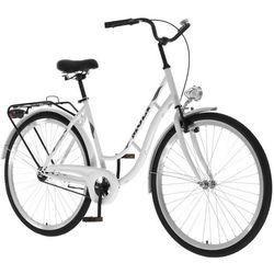 Dawstar Rower DAWSTAR Moly Biały + 5 lat gwarancji na ramę! + DARMOWY TRANSPORT!