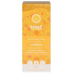 Henna słoneczny blond - Khadi