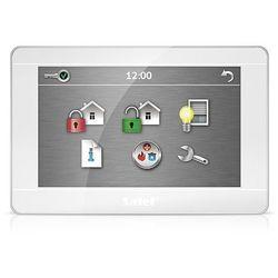 """INT-TSH-WSW Manipulator graficzny z ekranem dotykowym 7"""" biały Satel"""