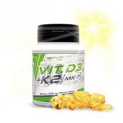 Witaminy Trec VIT D3 + K2 60caps.