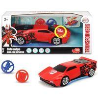 Pozostałe samochody i pojazdy dla dzieci, Transformers Wyrzutnik krążków Sideswipe