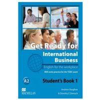 Książki do nauki języka, Get Ready for International Business 1 TOEIC. Podręcznik (opr. miękka)
