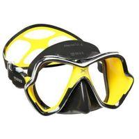 Maski, płetwy i fajki, Mares X-Vision Chrome LS (2 kolory)