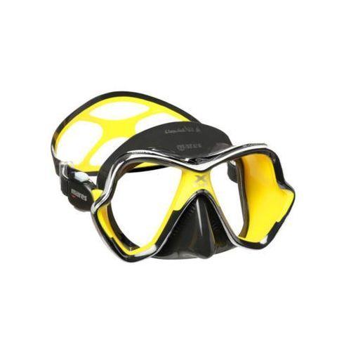 Maski, płetwy i fajki, Mares X-Vision Chrome LS (dwa kolory)