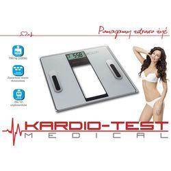 KARDIO-TEST Analityczna szklana waga elektroniczna KT-BF004