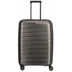 Travelite Air Base średnia poszerzana walizka 67 cm / antracyt - antracyt ZAPISZ SIĘ DO NASZEGO NEWSLETTERA, A OTRZYMASZ VOUCHER Z 15% ZNIŻKĄ