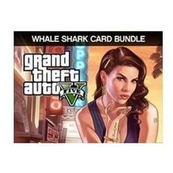 Grand Theft Auto V: Whale Shark Cash Card Bundle - Windows - Akcja