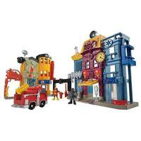 Kreatywne dla dzieci, IMX Miejskie centrum ratunkowe
