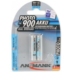 Bateria ANSMANN maxE 2x Micro AAA (2 sztuki)