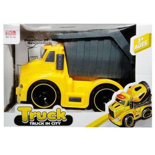 Ciężarówki dla dzieci, Zabawka SWEDE Ciężarówka wywrotka