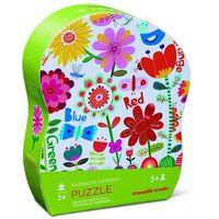 Puzzle, Mini Puzzle: Garden/Zahrada (12 dílků) neuveden