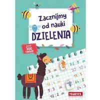 Literatura młodzieżowa, Zacznijmy od nauki dzielenia - książka (opr. broszurowa)