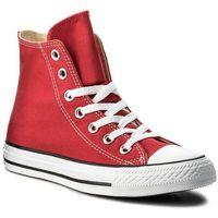 Damskie obuwie sportowe, Trampki CONVERSE - All Star Hi M9621 Red