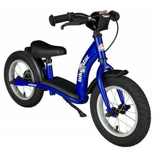 """Rowerki biegowe, Rowerek biegowy 12"""" XL BIKESTAR GERMANY classic niebieski"""