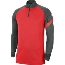 Bluza męska Nike Dry Academy Dril Top czerwono-szara BV6916 635