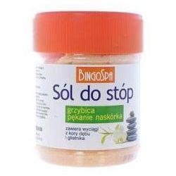 Sól do stóp RELAKS przeciw grzybicy i pękającym naskórkom