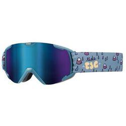 gogle snowboardowe TSG - goggle expect mini 2.0 yeti-party (507) rozmiar: OS
