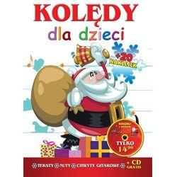 Kolędy dla dzieci - Kolorowanka Mikołaj + płyta CD (opr. miękka)