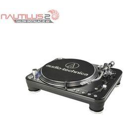 Audio-Technica AT-LP1240USB + IN-AKUSTIK PREMIUM RECORD BRUSH - Dostawa 0zł! - Raty 20x0% lub rabat!