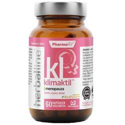 Klimaktil z dodatkiem BioPerine 60 kapsułek Vcaps PharmoVit Herballine