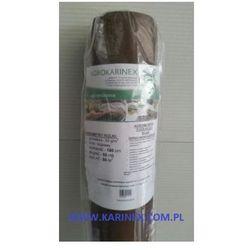 Agrowółknina ściółkujaca PP 50 g/m2 brązowa 1,6 x 50 mb. BEZ UV.