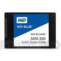 WD Blue 2TB - produkt w magazynie - szybka wysyłka!