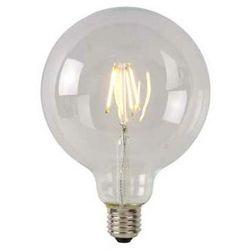 LED Żarówka G125 E27/5W/230V - Lucide 49017/05/60