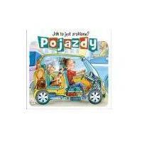 Książki dla dzieci, Jak to jest zrobione. Pojazdy (opr. twarda)
