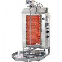 Grille gastronomiczne, Gyros, kebab, grill elektryczny, POTIS, E-2,